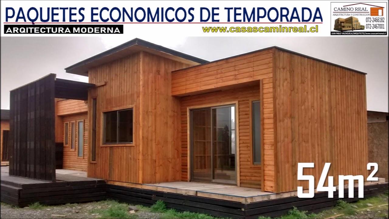 Casas madera arquitectura modernas 2018 youtube - Casas arquitectura moderna ...