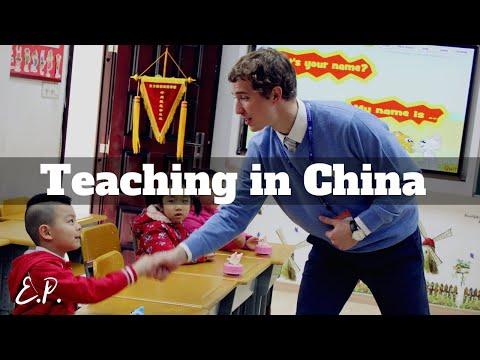 Teaching English to Children and Teenagers (China)