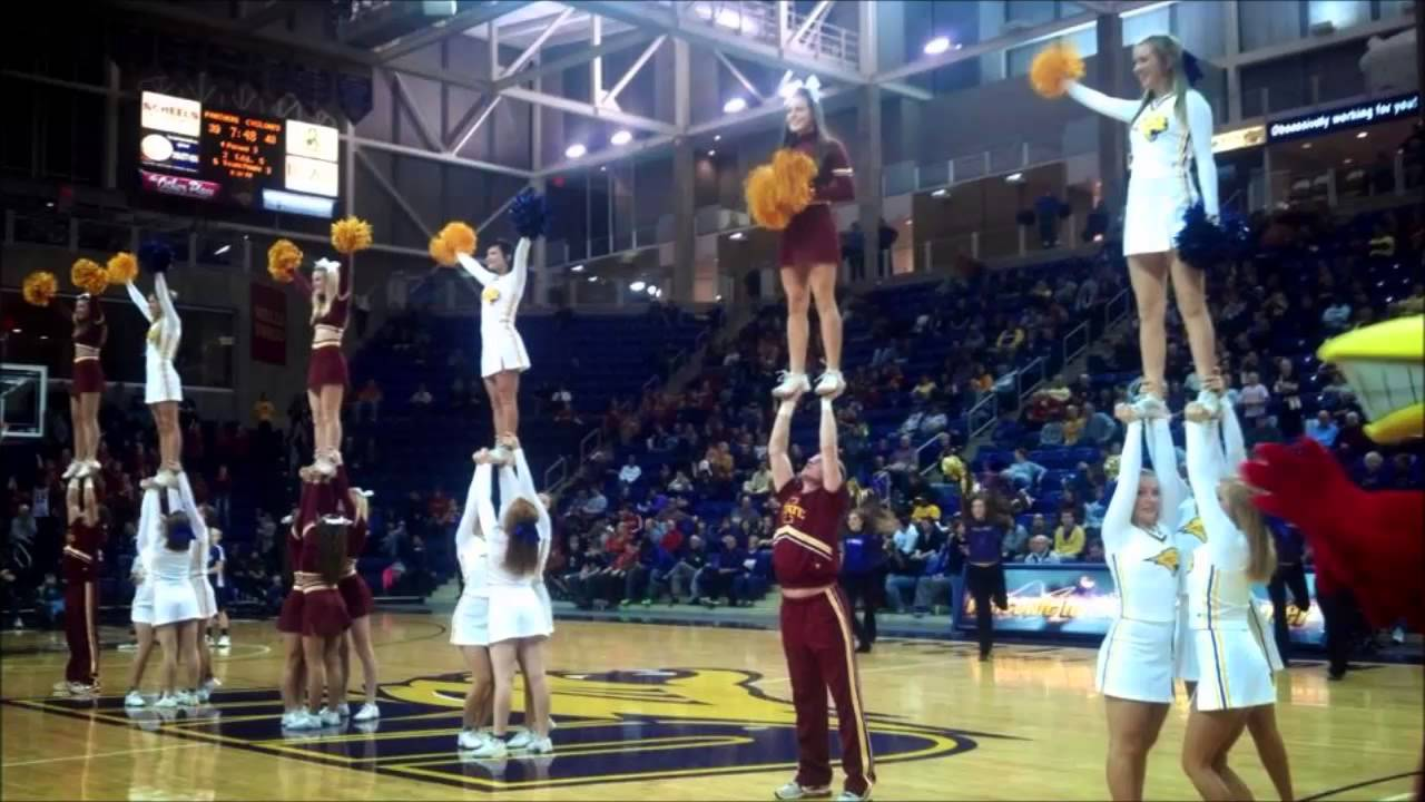 digital essay university of northern iowa cheerleading