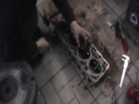 Двигатель ЗМЗ 402 ремонт (часть№5)