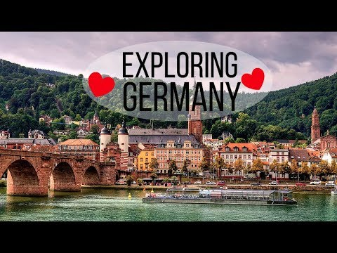 Exploring Germany: Heidelberg Altstadt (HD)