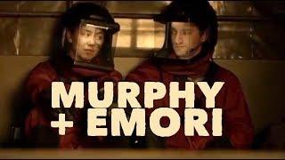 "Murphy + Emori || ""Crazy how it changes you"" {+4x13}"