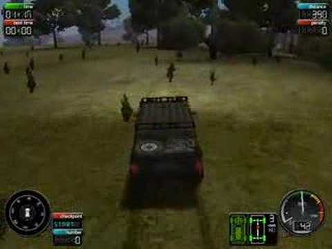 Screamer 4x4 gameplay