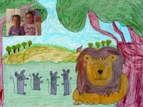 Il leone e il topo di mena solipano youtube