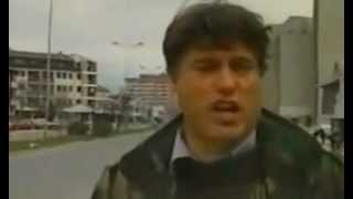 Video e rralle! Prishtina gjate bombardimeve te NATOs me 1999