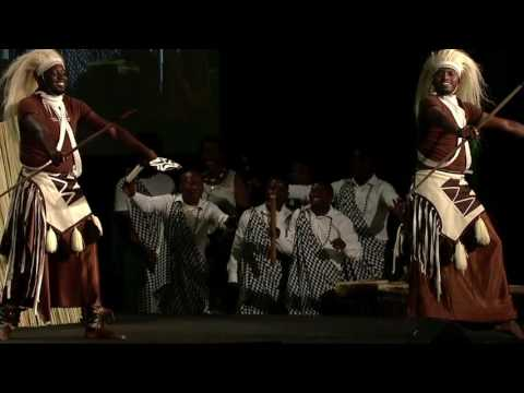 Rwanda Cultural Day in San Francisco (Intore)