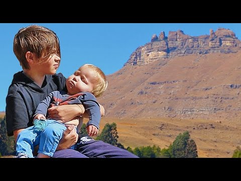 BOYS TAKE A HIKE ! | South African Vlogs | South Africa Vacation