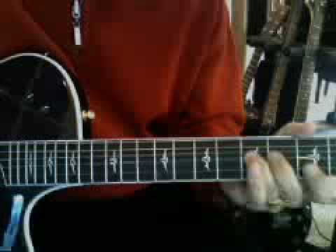 Tupelo Honey - Van Morrison - Guitar Lesson - YouTube
