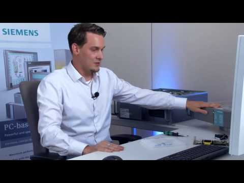 SIMATIC RACK PCs as industrial servers