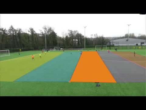 Swansea City Goalkeepers - In possession during training