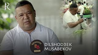 Barakasini bersin - Dilshodbek Musabekov (Dizayn a