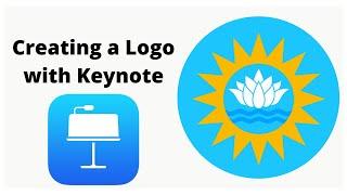 Creating a Logo with Keynote