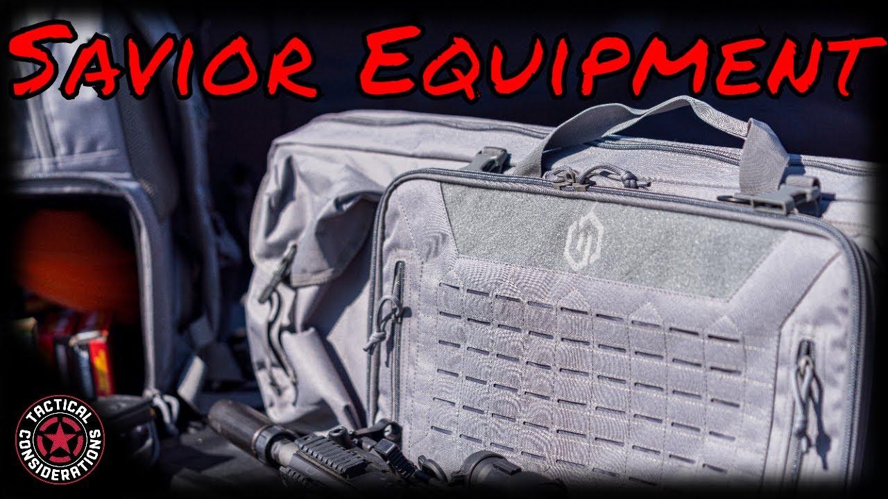 Savior Double Rifle Bag Urban Warfare Style Best Value Bag