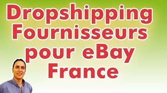 Dropshipping  Fournisseurs pour eBay France