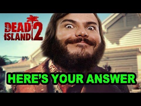 Is Jack Black In Dead Island 2?