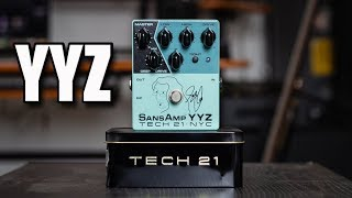 Tech 21 YYZ Geddy Lee | DEMO