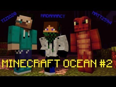 Minecraft Ocean ITA - #2 La casa rotonda :O