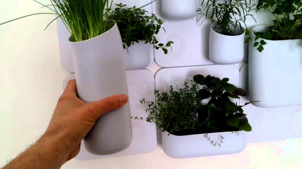 urbio herb garden - youtube