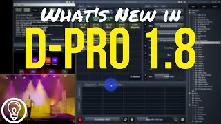 [1.42 MB] Enttec D-Pro - What's New in 1.8?