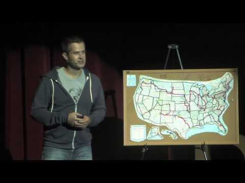 SerfBliss -- Pay-it-forward   James Beck   TEDxRiverside