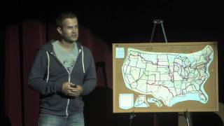 SerfBliss -- Pay-it-forward | James Beck | TEDxRiverside