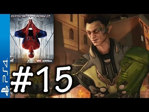 The Amazing Spider-Man 2 [WB] - Harry The Goblin  [Episode 15] [PS4]