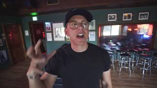 Logic live at the Troubadour (Behind The Scenes)