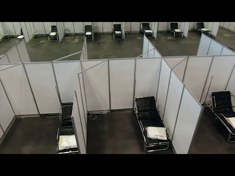 Coronavirus Update: Javits Center Expected To Open As NYC Field Hospital Monday