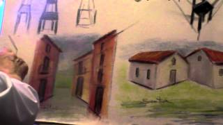 3. Dibujo y pintura. Perspectiva / Drawing and painting. Perspective