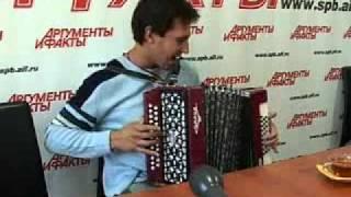 """Песня про комбайнеров в эфире """"АиФ-СПб"""""""
