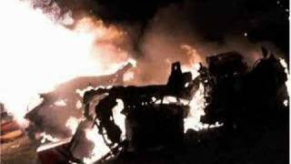 wypadek Zientarski ferrari 360modena Warszawa crash accident