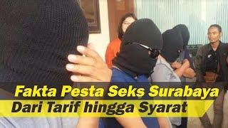 Fakta Penggerebekan Pesta Sex Tukar Pasangan di Surabaya Kirim Foto Telanjang hingga Tarif Peserta