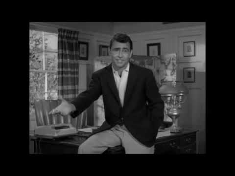 """""""A World of His Own""""— Rod Serling Disappears"""