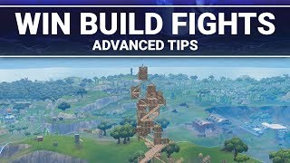 Fortnite: How to Win Build Fights (Fortnite Advanced Tips)