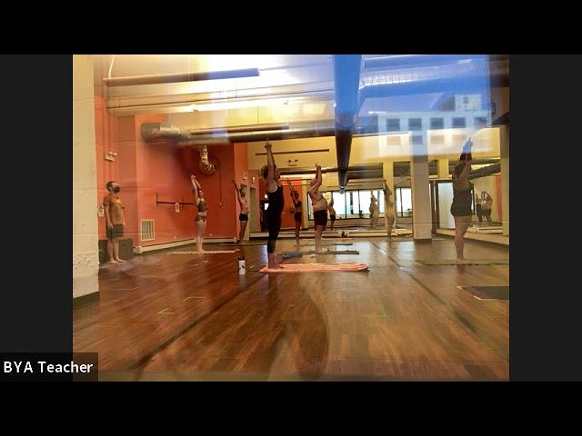 Ari 90 Minute Yoga Class Be Yoga Andersonville