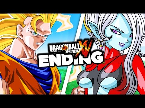 Dragon Ball Xenoverse: ENDING, DB XV Ending Gameplay Xbox 360