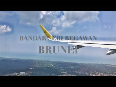 Bandar Seri Begawan, Brunei   Travel Vlog