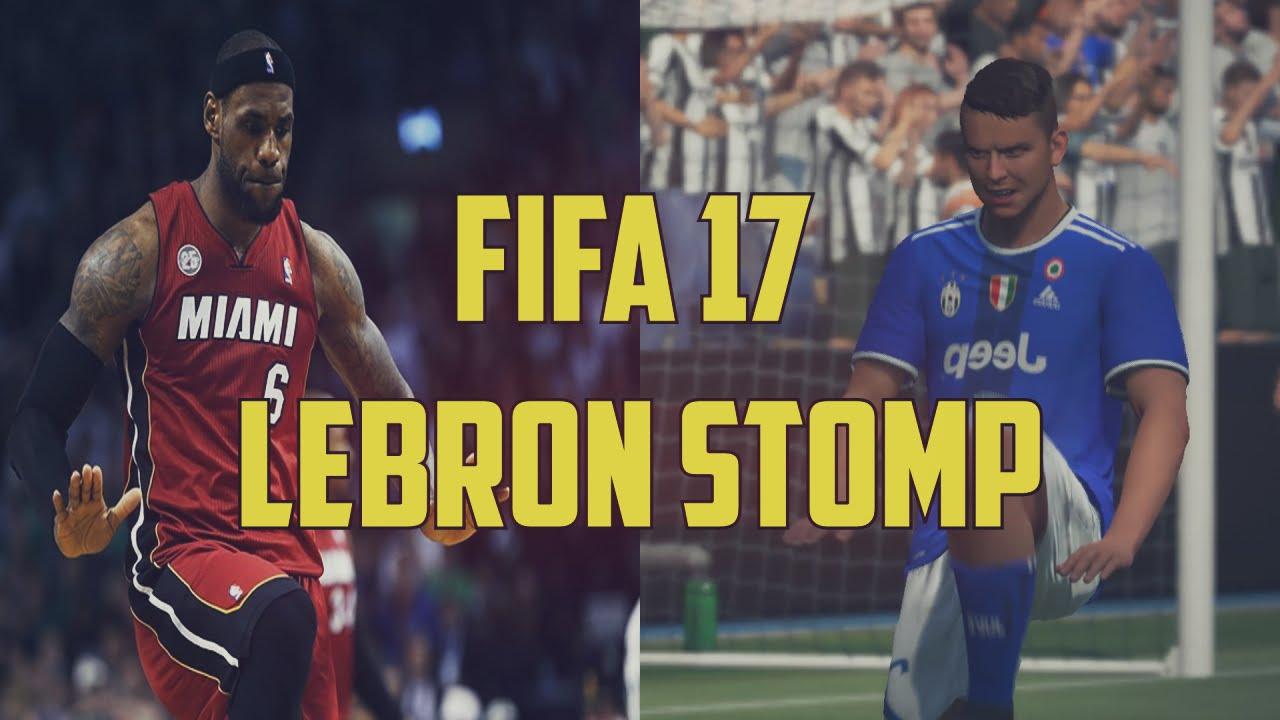 e2a392653126 FIFA 17 - How to do LeBron James