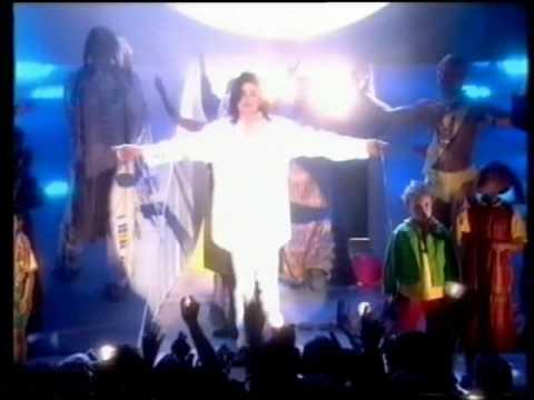 Michael Jackson - Earth Song live