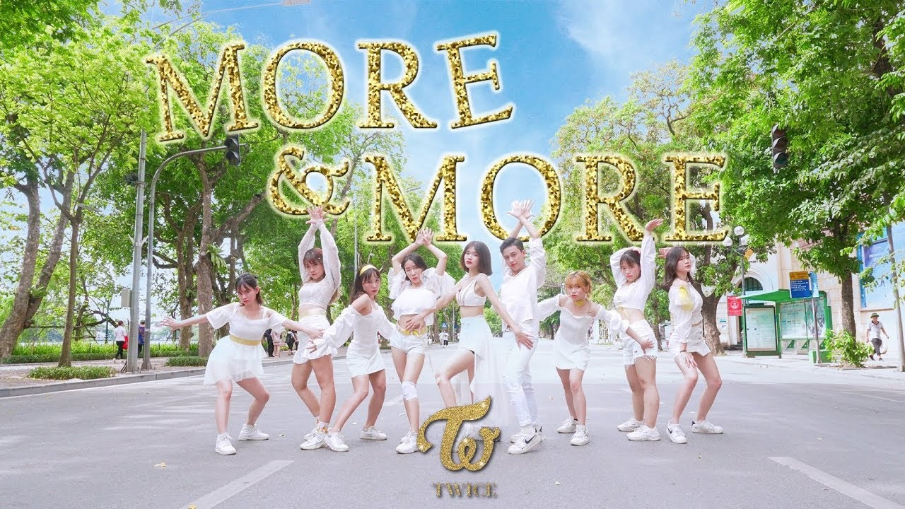 """[KPOP IN PUBLIC] TWICE(트와이스) - """"MORE & MORE"""" dance cover by XFIT Crew from Vietnam"""