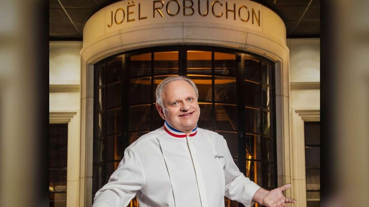 Ultimate Dining Experience At Joel Robuchon