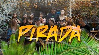 PIRADA - Bê feat. JG [dir. Morlock]