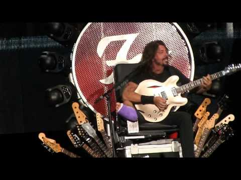"""Foo Fighters 20th Anniversary Blowout- """"Everlong"""" (1080p) on July 4, 2015"""
