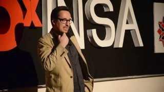 Comment votre idée folle peut changer le monde | Patrick Baud | TEDxINSA