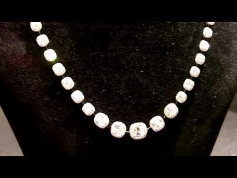 William Levine New Diamond Jewelry Designs