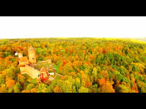 Autumn Mood On (DJI Phantom 4K)