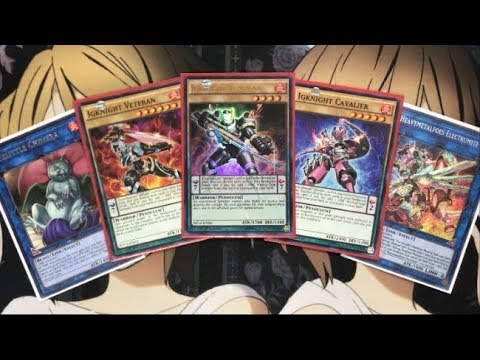 My Igknight Yugioh Deck Profile for February 2018