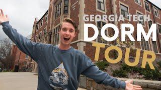 Dorm Tour | Georgia Tech