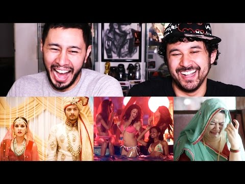 BANG BAAJA BAARAAT Trailer Reaction w/ Greg Alba!