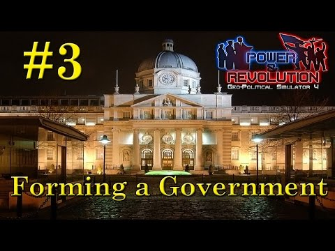 Ireland | Episode 3: Forming a Government | Power & Revolution: Geopolitical Simulator 4